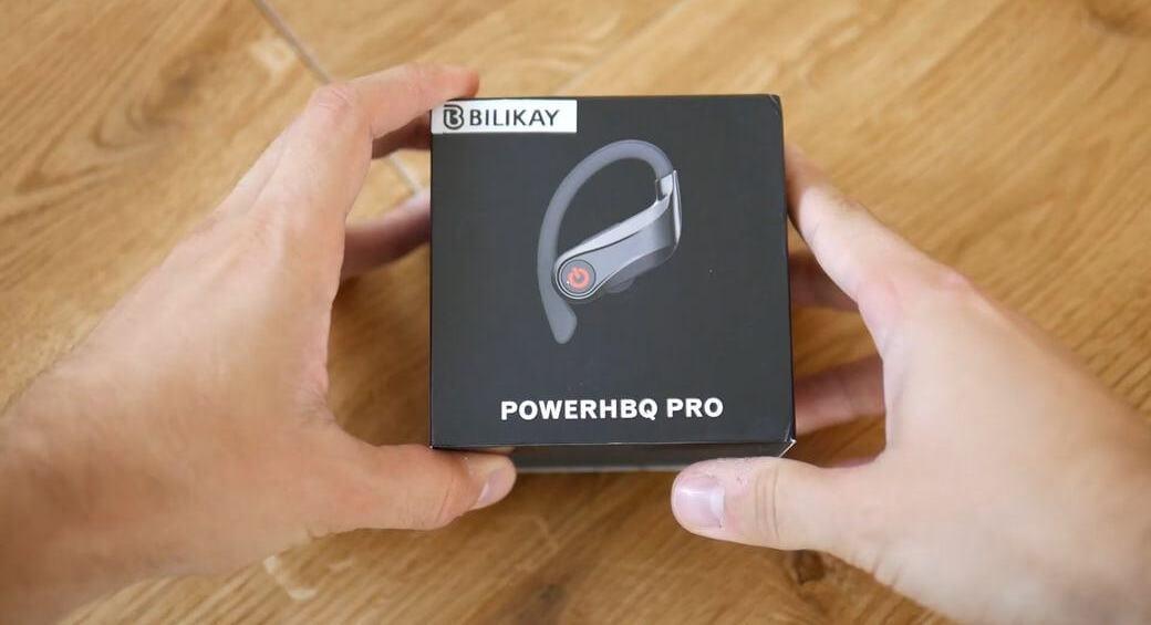 PowerHBQ Pro Обзор: Комфортные спортивные Bluetooth наушники 2019