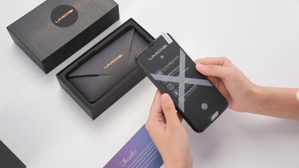 Umidigi X Обзор: Сканер в AMOLED экране и 48-Мп камера