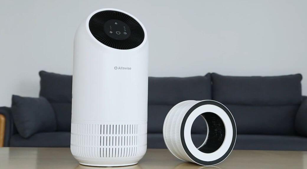Alfawise P2 Обзор: Умный очиститель воздуха всего за $65