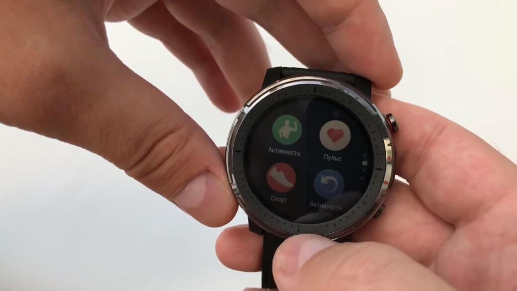 Amazfit Stratos 3 Обзор: Умные часы с рефлективным экраном