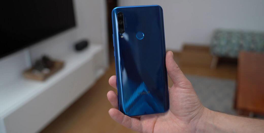 Honor 9X Обзор: Самый доступный смартфон с выдвижной камерой