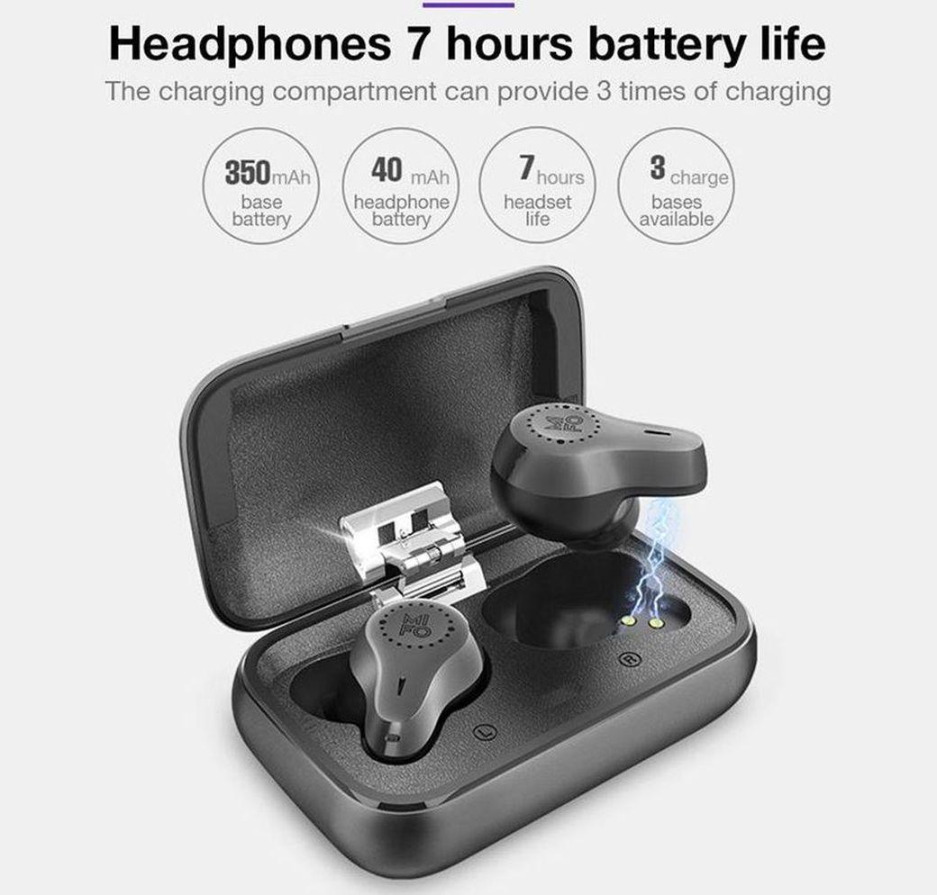Mifo O7 Обзор: Bluetooth наушники с QCC3020 и защитой IPX7
