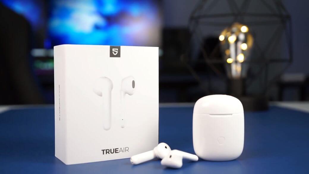 SoundPEATS TrueAir Обзор: Альтернатива AirPods с QCC3020 и aptX
