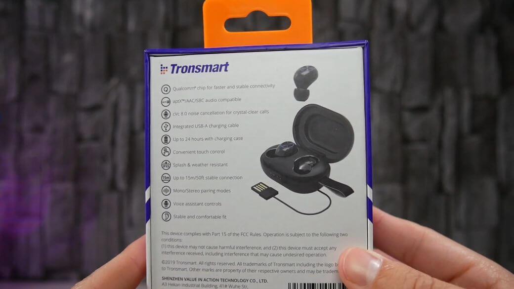 Tronsmart Spunky Beat Обзор: Лучшие бюджетные наушники до $30