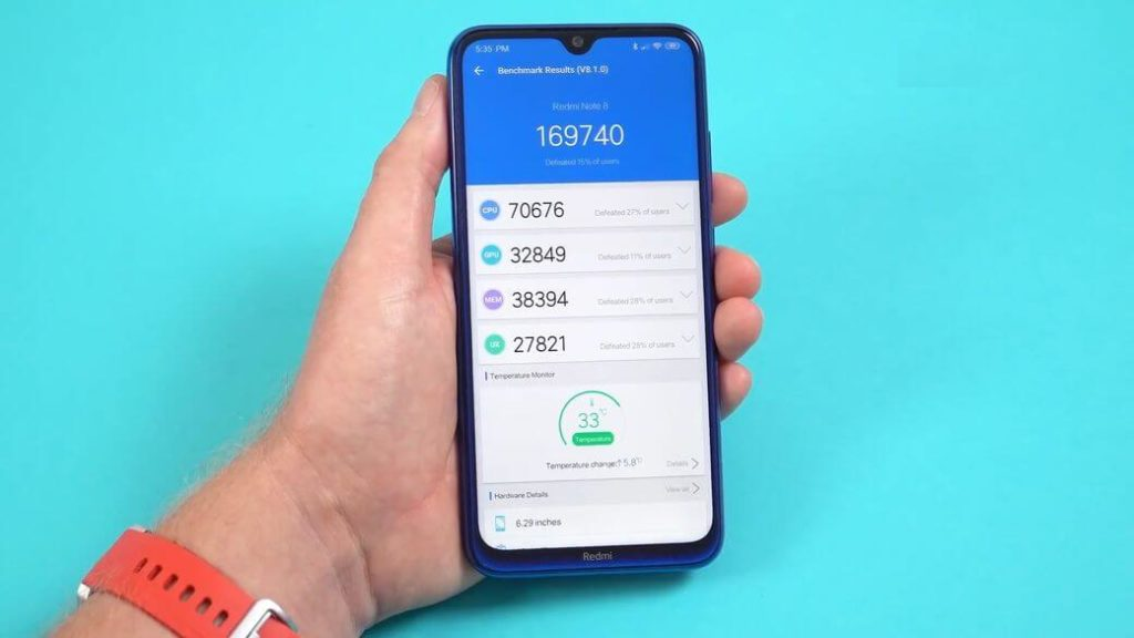Xiaomi Redmi Note 8T Полный обзор: Нужен ли вам NFC модуль?