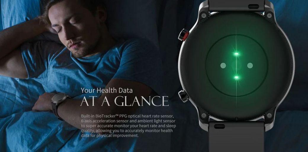 Amazfit GTR Lite Первый Обзор: Классический дизайн и не для спорта