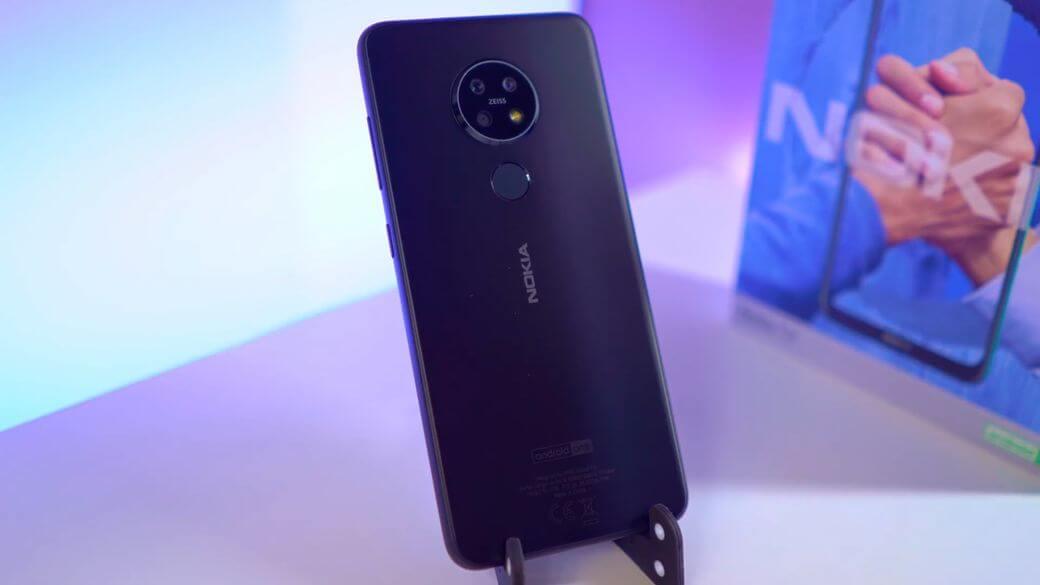Nokia 7.2 Обзор: Имиджевый смартфон с 48 Мп камерой