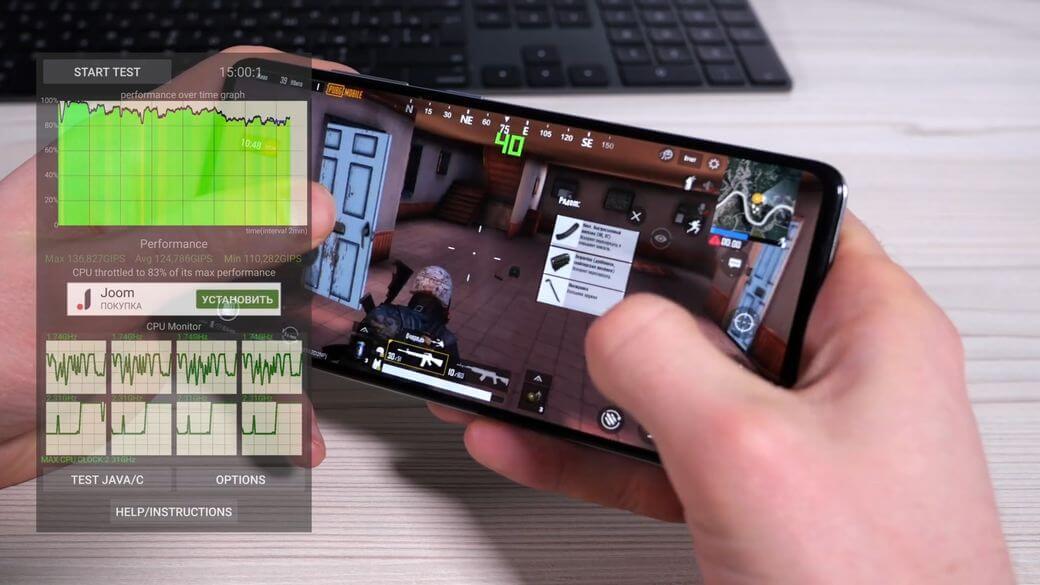 Samsung Galaxy A51 Первый обзор: Infinity-O экран и 48 Мп камера