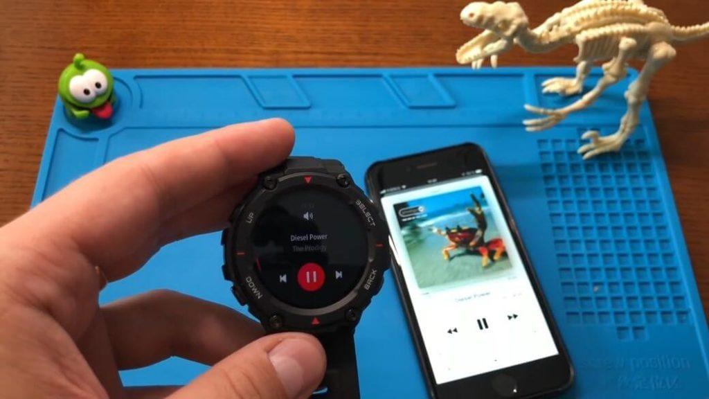 Amazfit T-Rex Обзор: Безупречные защищенные умные часы 2020 года