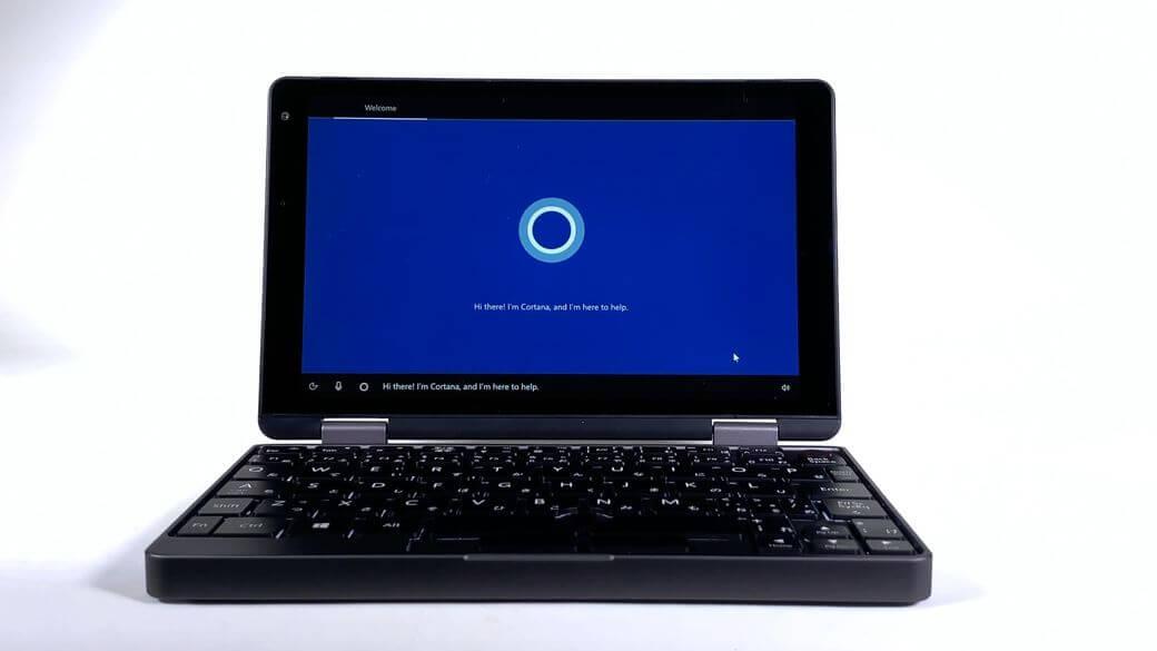 CHUWI MiniBook - Мини ноутбук для путешественников 2020 года