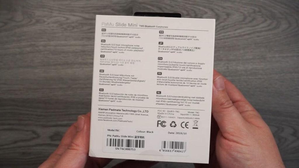 Pamu Slide Mini Обзор: Лучше чем Airpods Pro и за $70