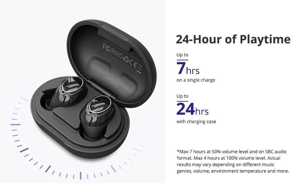 Tronsmart Onyx Neo Обзор: Наушники с QCC3020 и aptX за $25