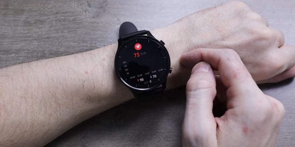 Xiaomi Mi Watch Color Обзор: Умные часы на Google Wear ОС