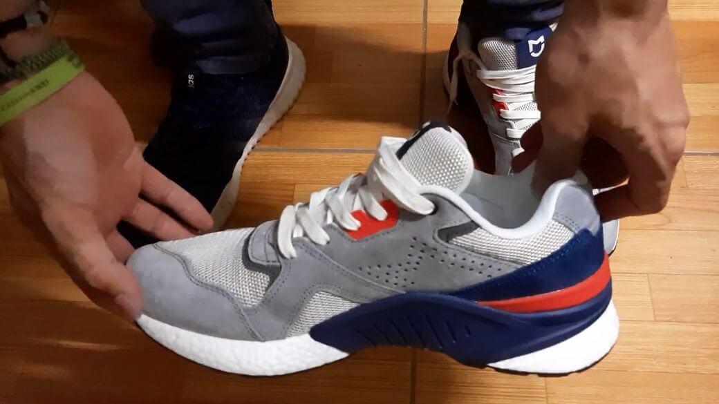 Xiaomi Mijia Retro Sneaker Обзор: Спортивные классические кроссовки 2020