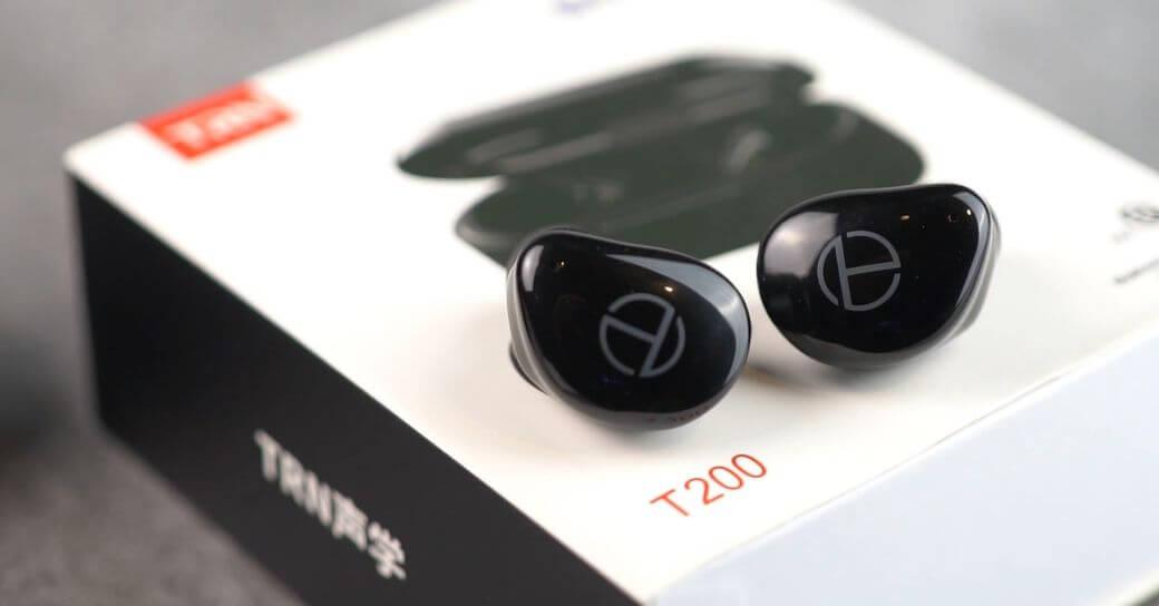 TRN T200 Обзор: Гибридные TWS наушники за $30
