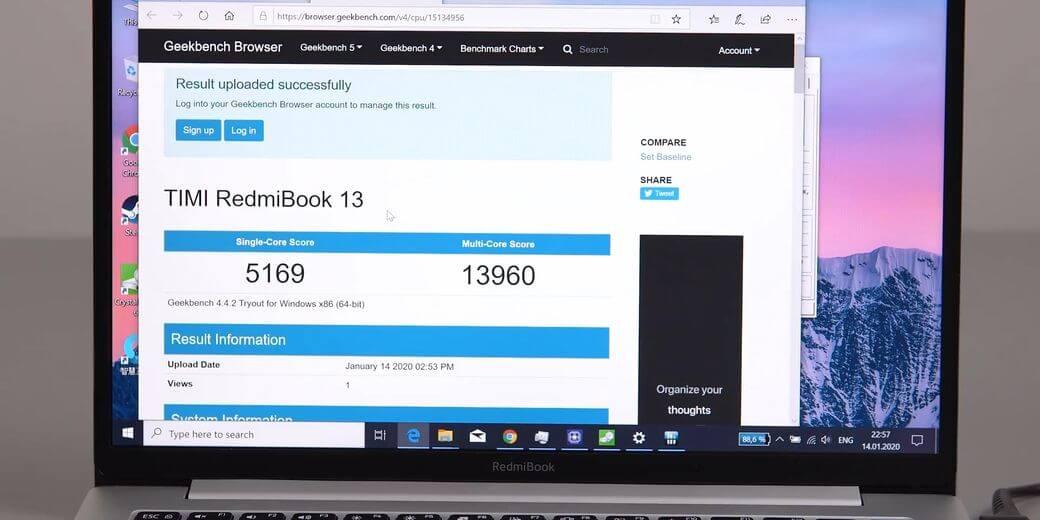 Xiaomi Redmibook 13 Обзор: Стало ли лучше новое поколение ноутбука?