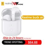 Realme Buds Air Обзор: Круче Apple AirPods?