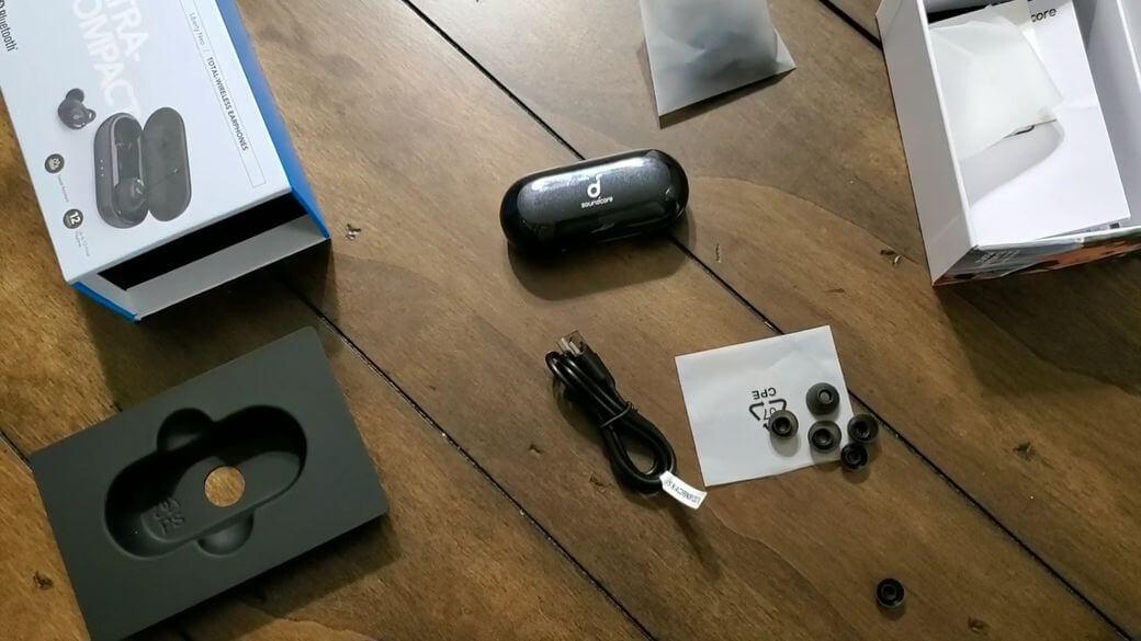 Anker Soundcore Liberty Neo Обзор: TWS наушники с графеновым драйвером