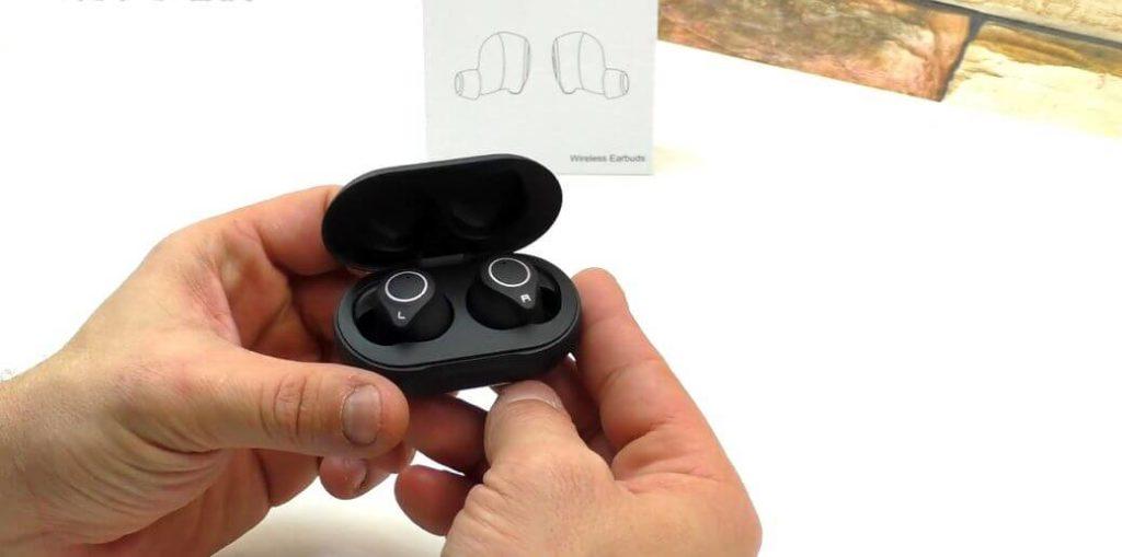 Doogee Dopods Обзор: Наушники с aptX и QC3020 за $20