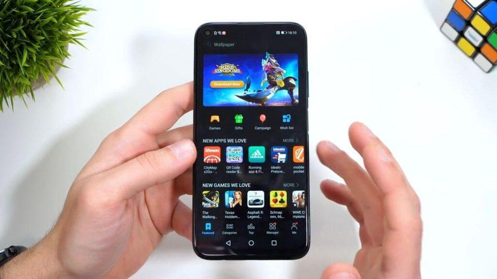 Huawei P40 lite Обзор: Модный смартфон с Kirin 810 и NFC