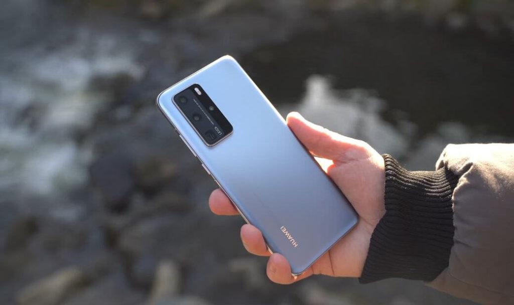 Huawei P40 Pro Обзор: Флагман, который удивил!