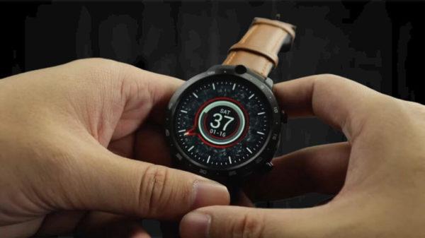 Oukitel Z32 Обзор: Android смарт часы с автономной работой до 4 дней