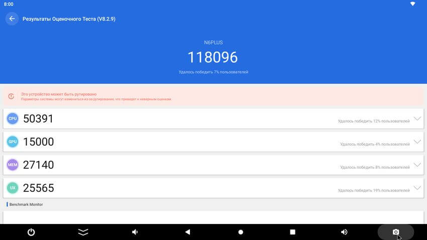 Magicsee N6 Plus Обзор: ТВ приставка с Amlogic S922X и 4/128 Гб