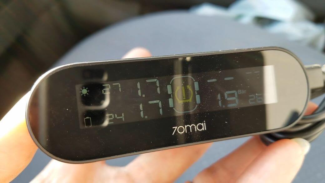 Xiaomi 70Mai Tire Pressure Monitor Sensor Lite Обзор: Система контроля давления в шинах