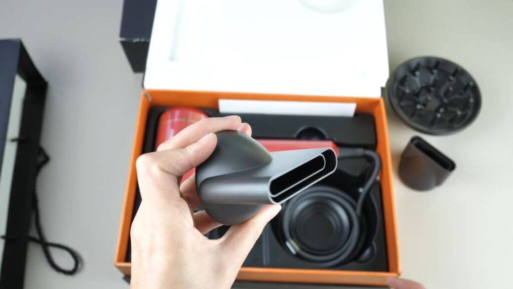 Xiaomi Jimmy F6 Обзор: Ионизирующий фен для волос 2020 года
