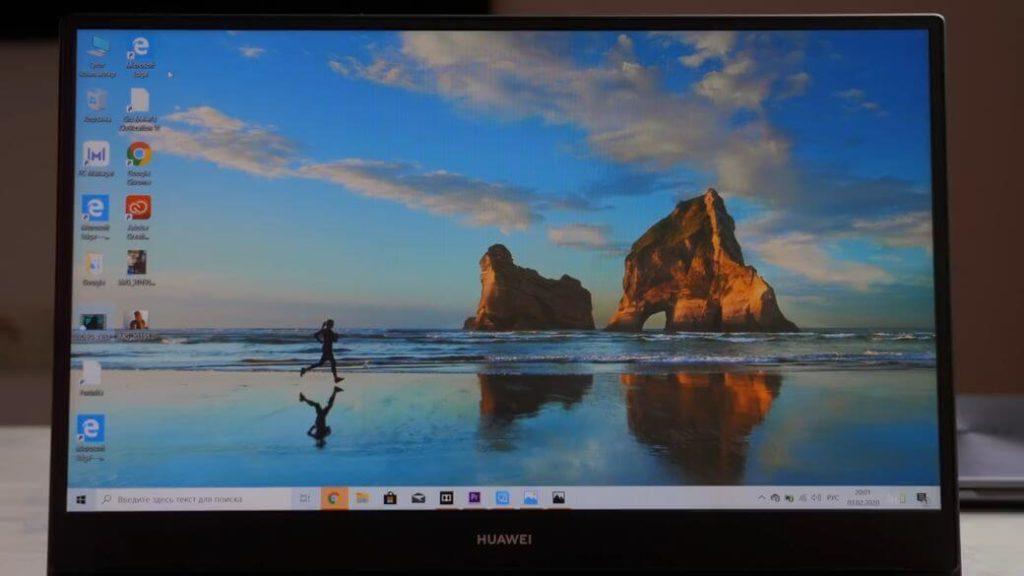 Huawei MateBook D 15 Обзор: Ноутбук с AMD Ryzen 5 3500U