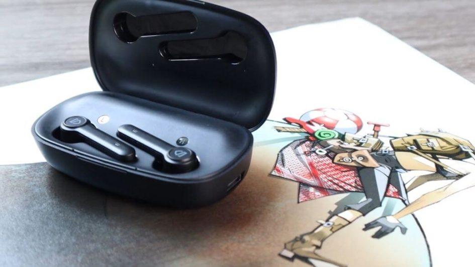 SoundPEATS Truebuds Обзор: TWS наушники с 14,2-мм динамическим драйвером