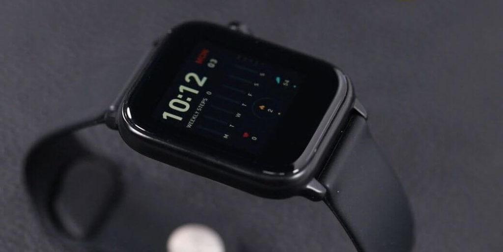 TICWRIS GTS Обзор: Градусник внутри умных часов за $25