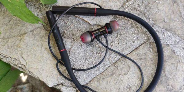 1More Dual Driver ANC Pro Обзор: Беспроводные наушники с шейным ободом