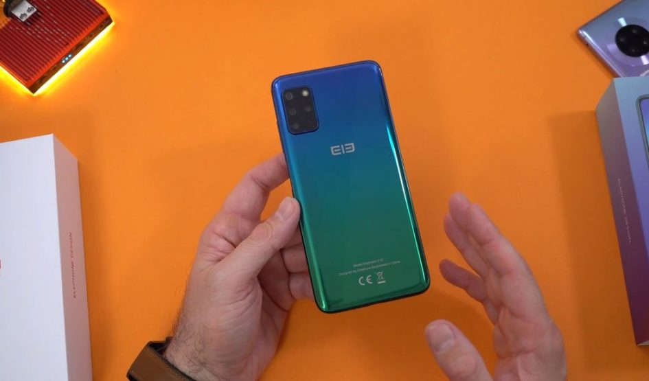 Elephone E10 - Бюджетный смартфон с Helio P22 и NFC за $100