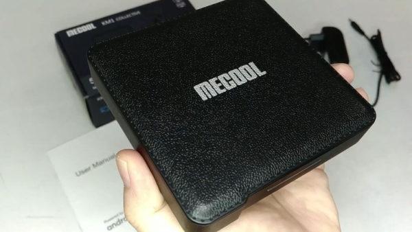 Mecool KM1 Обзор: Android TV с Amlogic S905X3
