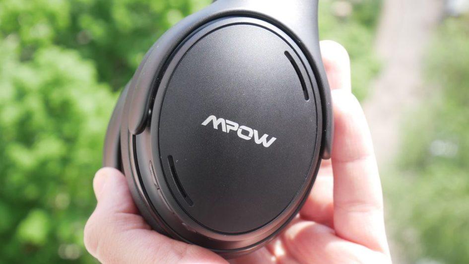 Mpow H19 IPO Обзор: Полноразмерные наушники с QCC3003 и ANC