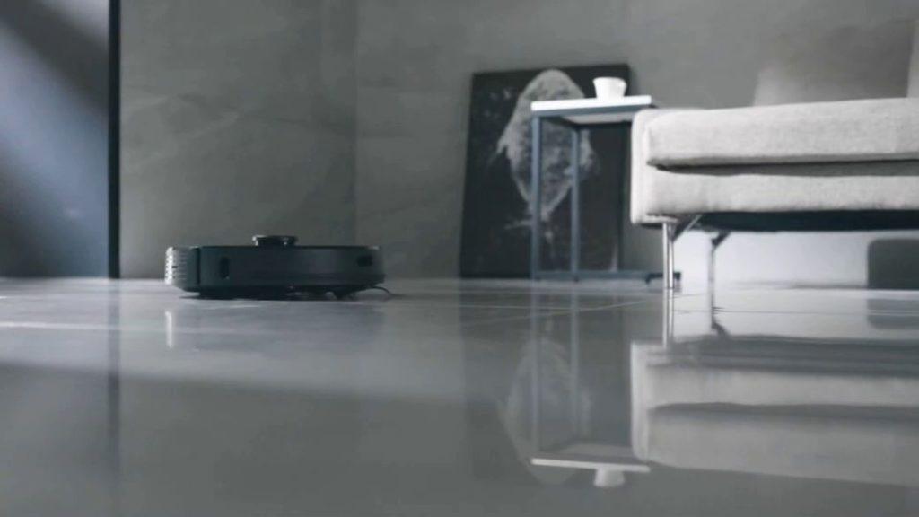 Proscenic U6 - Невероятно мощный робот пылесос с силой 2700Па