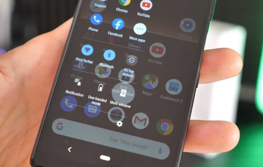 Sony Xperia L4 Обзор: Не ожидал Helio P22 и Android 9.0 в 2020 году