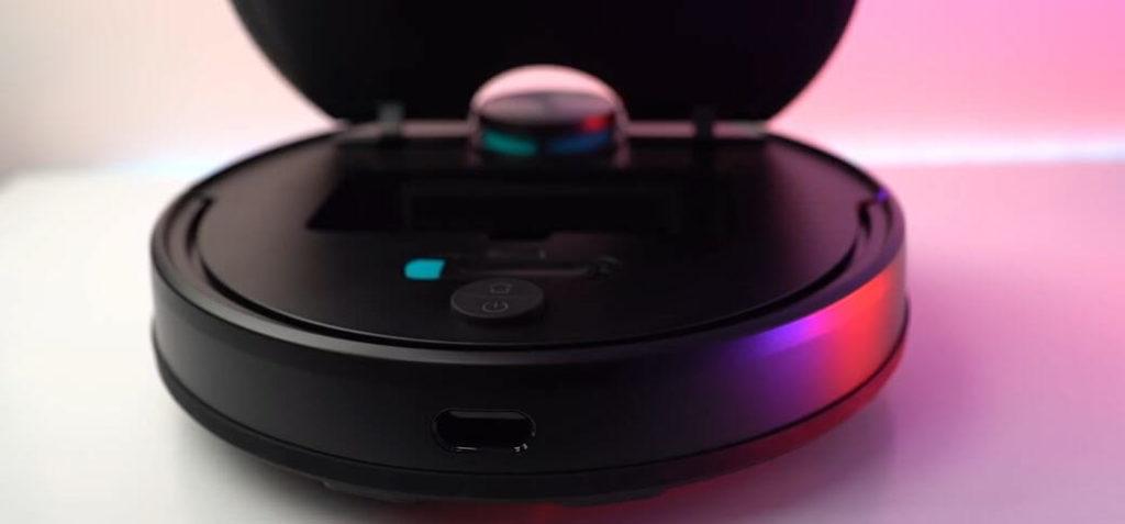 Viomi V3 Обзор: Мощный робот пылесос с силой всасывания 2600 Па
