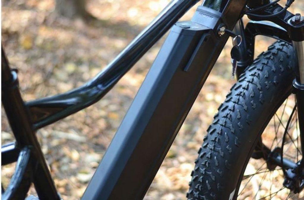 BEITE BT-TDE-08Z: Электровелосипед мощностью 750 Вт с толстыми шинами