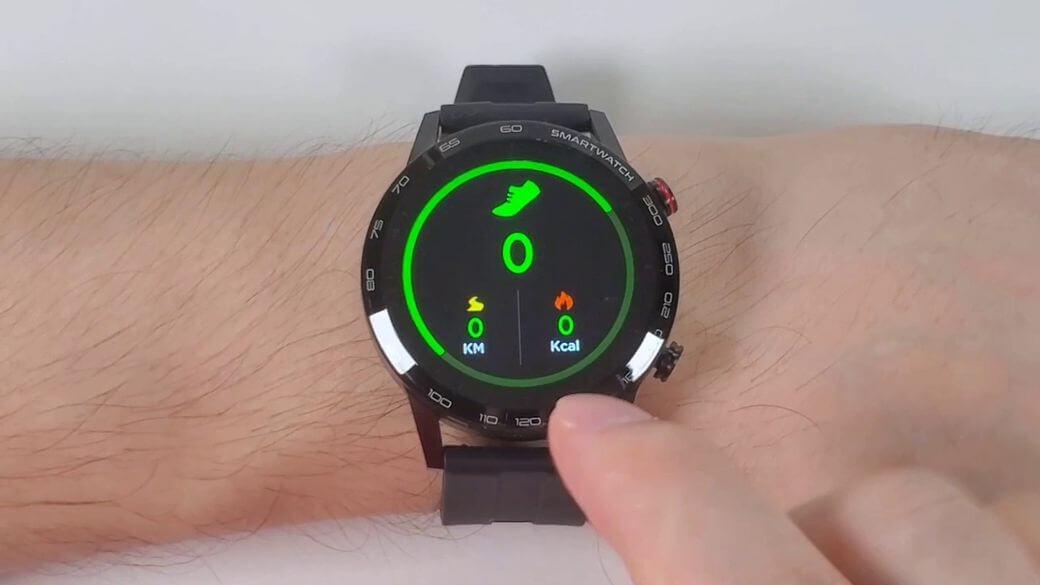 Microwear L16 Обзор: Клон умных часов Huawei Watch GT до $30