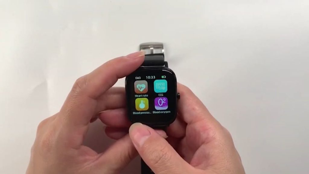 NO.1 DT35 Обзор: Умные часы с Bluetooth звонками до $20