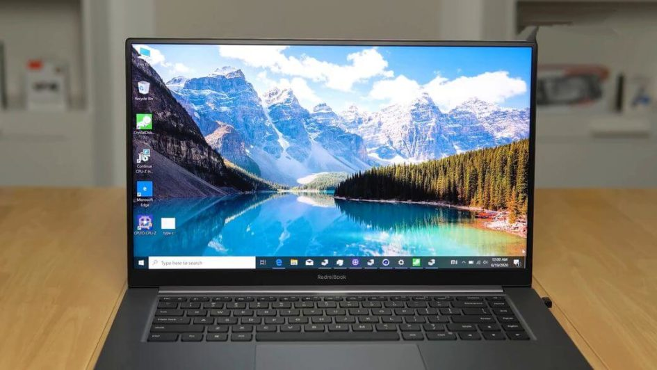 Redmibook 16 Обзор: Мощный ноутбук с AMD Ryzen 7 4700U