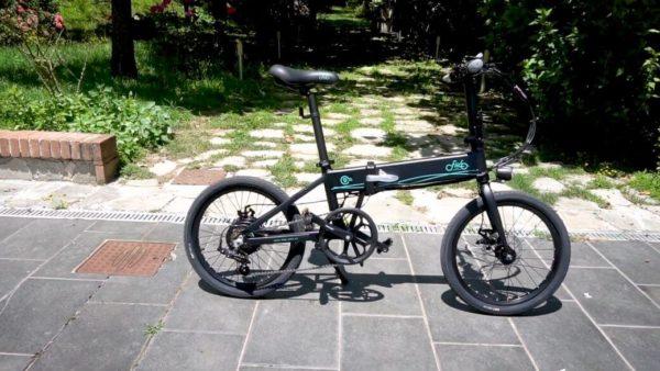 FIIDO D4s Обзор: Складывающийся городской велосипед за $650
