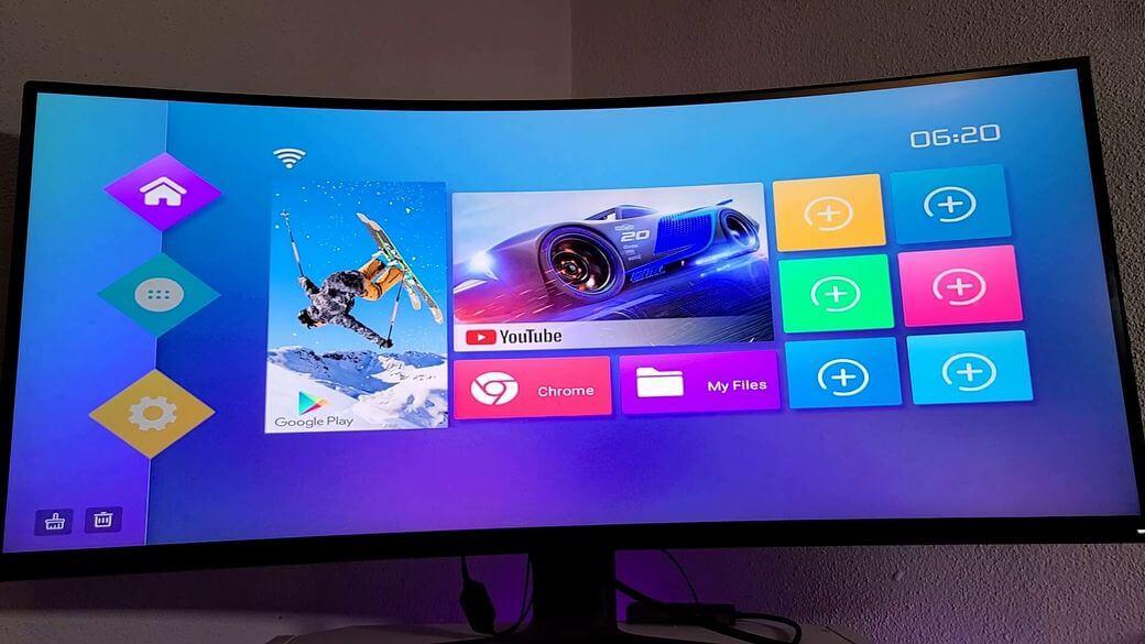 H10 MAX Обзор: Недорогой ТВ бокс с Android 10 и Allwinner H616