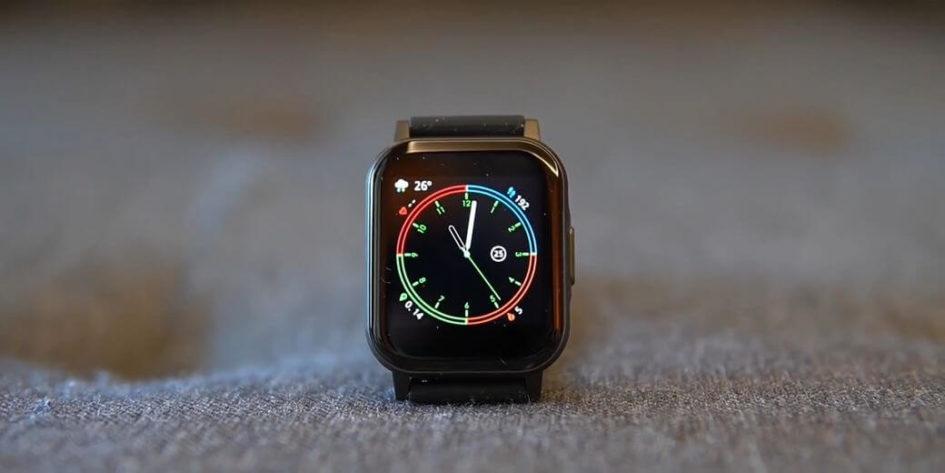 Haylou LS02 Обзор: Второе поколение умных часов за $25