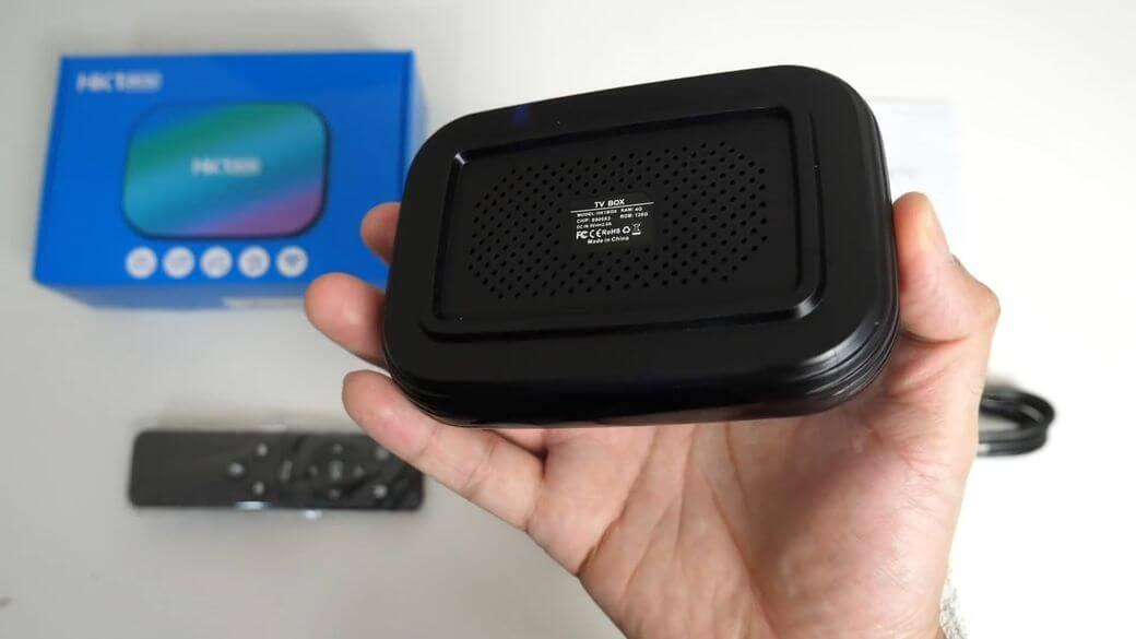HK1 Обзор: Яркий ТВ бокс с процессором Amlogic S905X3