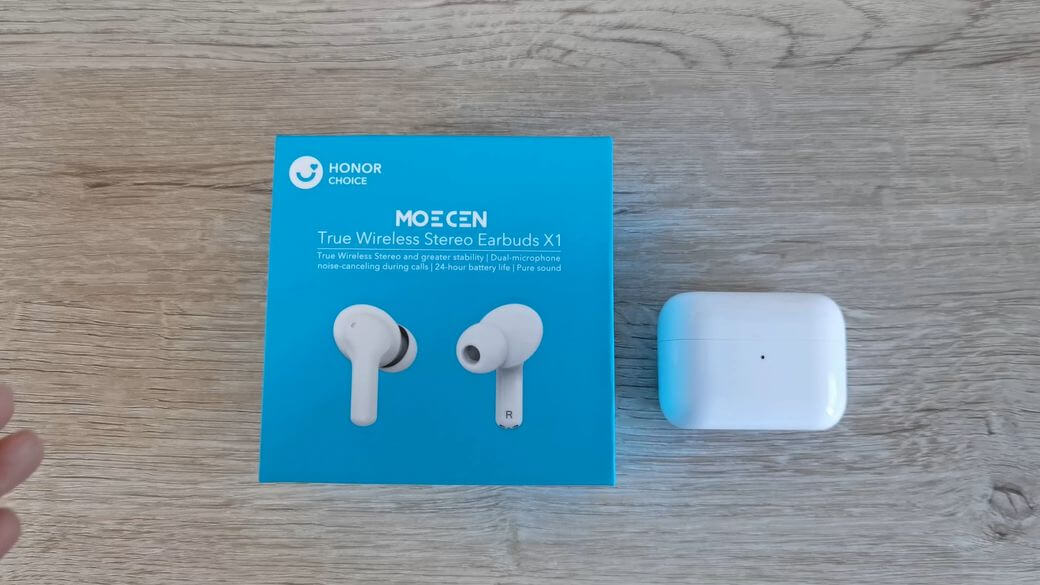 Moecen Honor Earbuds X1 Обзор: Airpods Pro Клон до $35