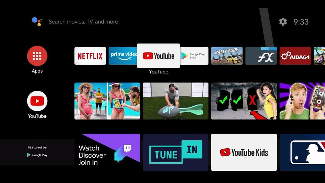 Xiaomi Mi TV Stick Обзор: Чистый Android TV с Chromecast