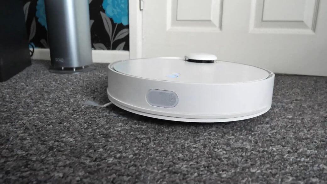 360 S9 Обзор: Робот пылесос с ультразвуковым датчиком LDS